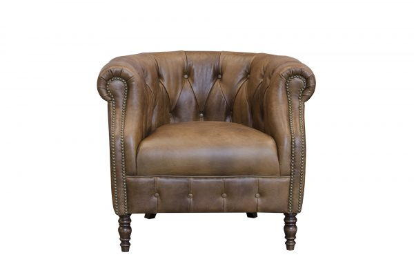 Jude Chair in Cal Tan