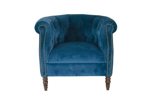 Jude Chair in Plush Mallard