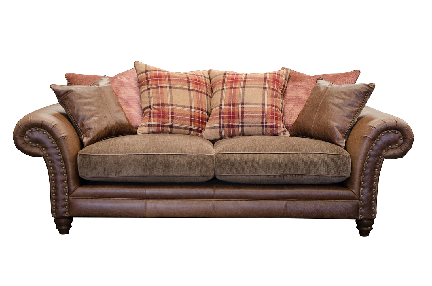Hudson 3 seater sofa alexander and james for Sofas