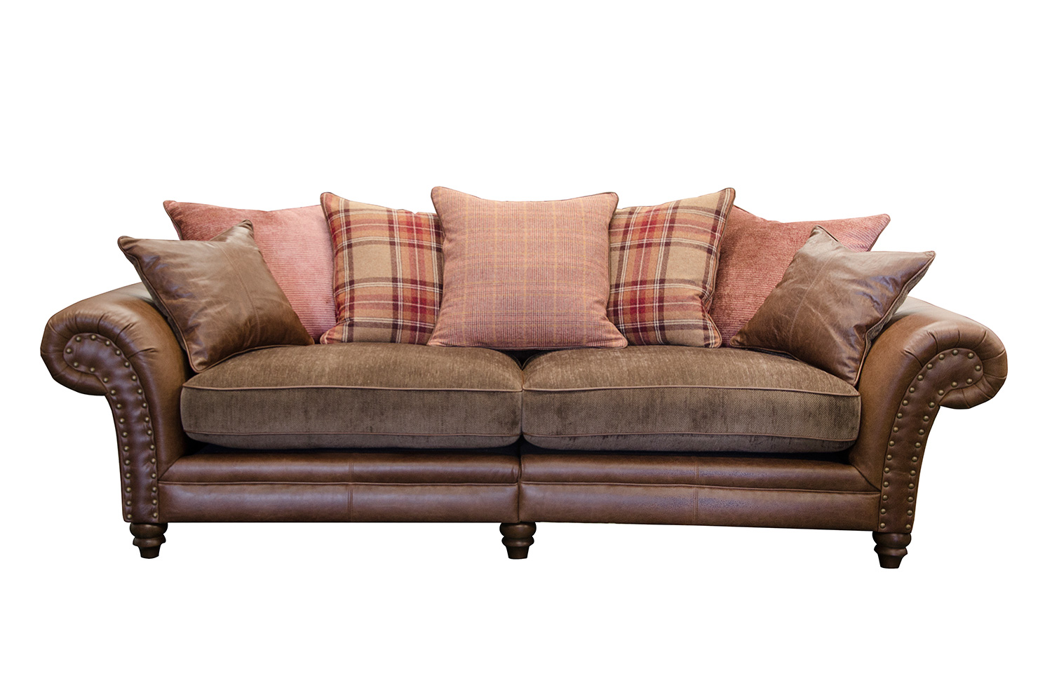 Hudson 4 Seater Sofa Alexander And James