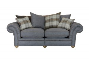 Langar Midi sofa in Flax Grey