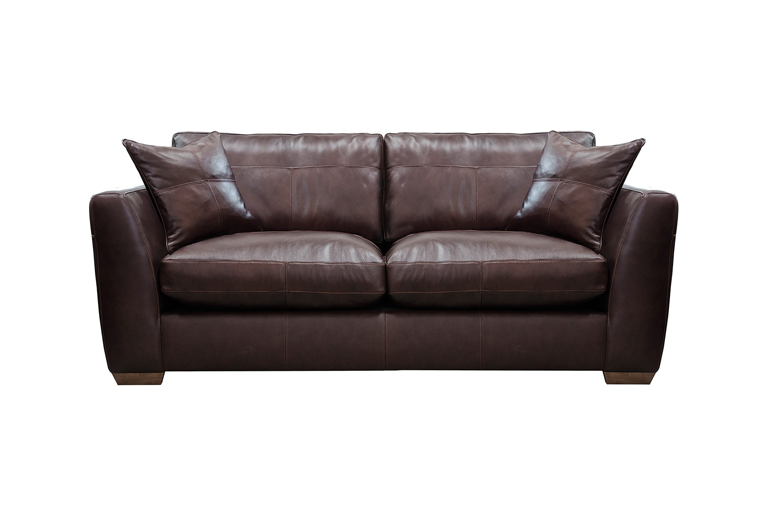 Alexander Leather Sofa Images