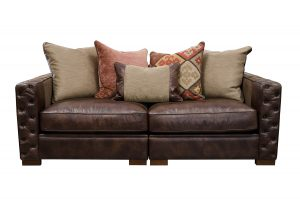 Maxwell Midi Sofa in Cal Smoke (Option 1)