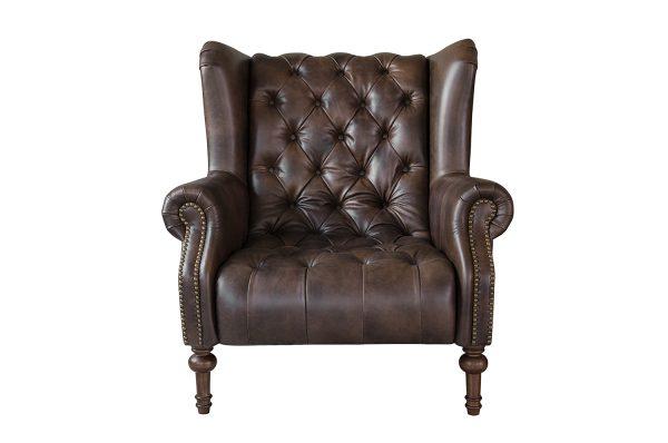 Theo Chair in Cal Smoke