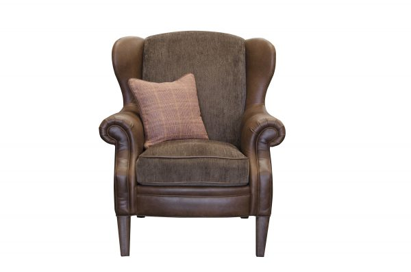 Hudson Wing Chair (Option 2)