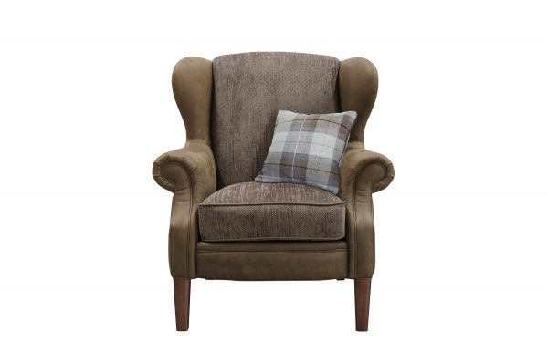 Hudson Wing Chair (Option 3)