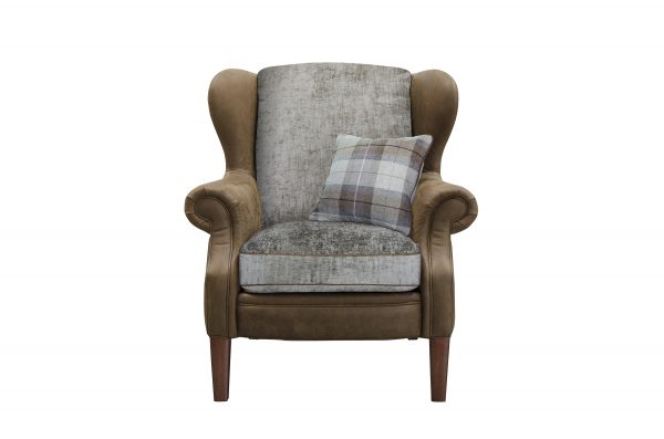 Hudson Wing Chair (Option 4)