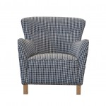 Stockholm Chair in Heringbone