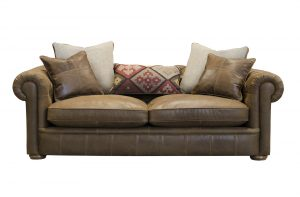 The Retreat Midi Sofa in Jin Brown