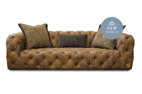 Baker Maxi Sofa in Oromo Savannah
