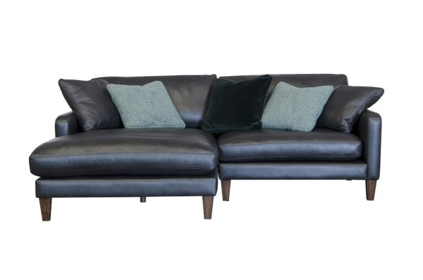 Hoxton Chaise in Tote Night