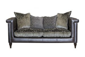 Isabel Midi Sofa in Chinook Cocoa (Option 1)