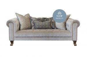 Vivienne Midi Sofa in Venetian Sable