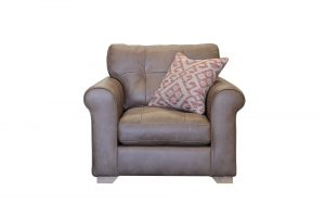 Pemberley Standard Chair in Indiana Tan (Option 1)