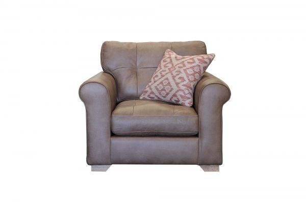 Pemberley Standard Chair in Indiana Tan (Option 1)