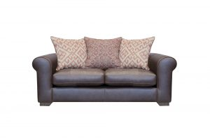 Pemberley Small Sofa in Indiana Tan