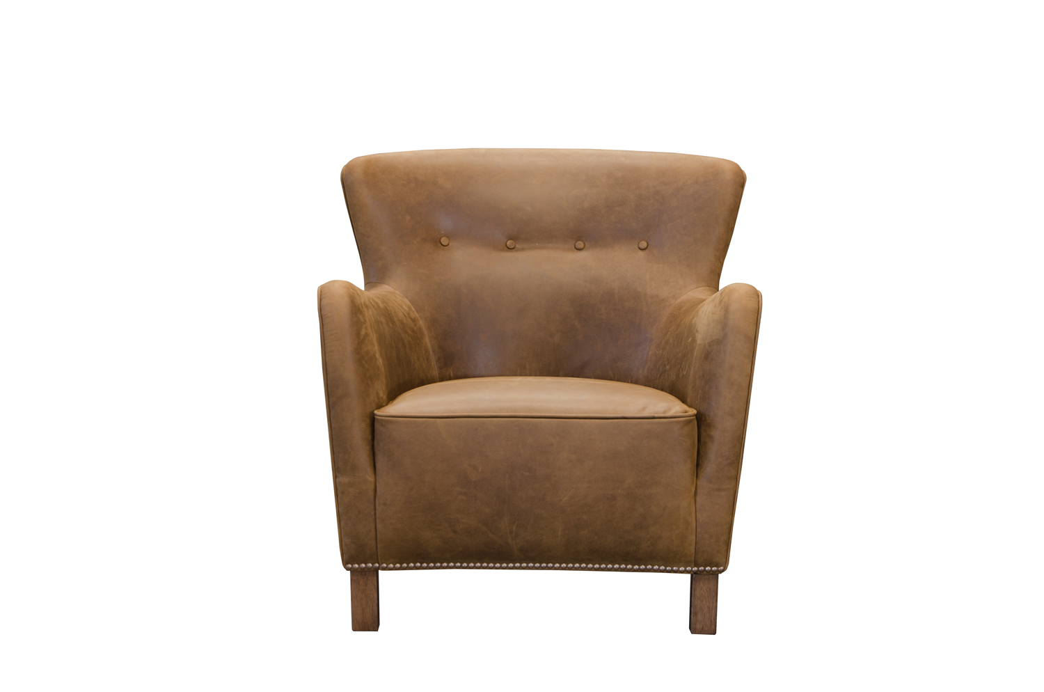 Stockholm Chair in Jin Brown