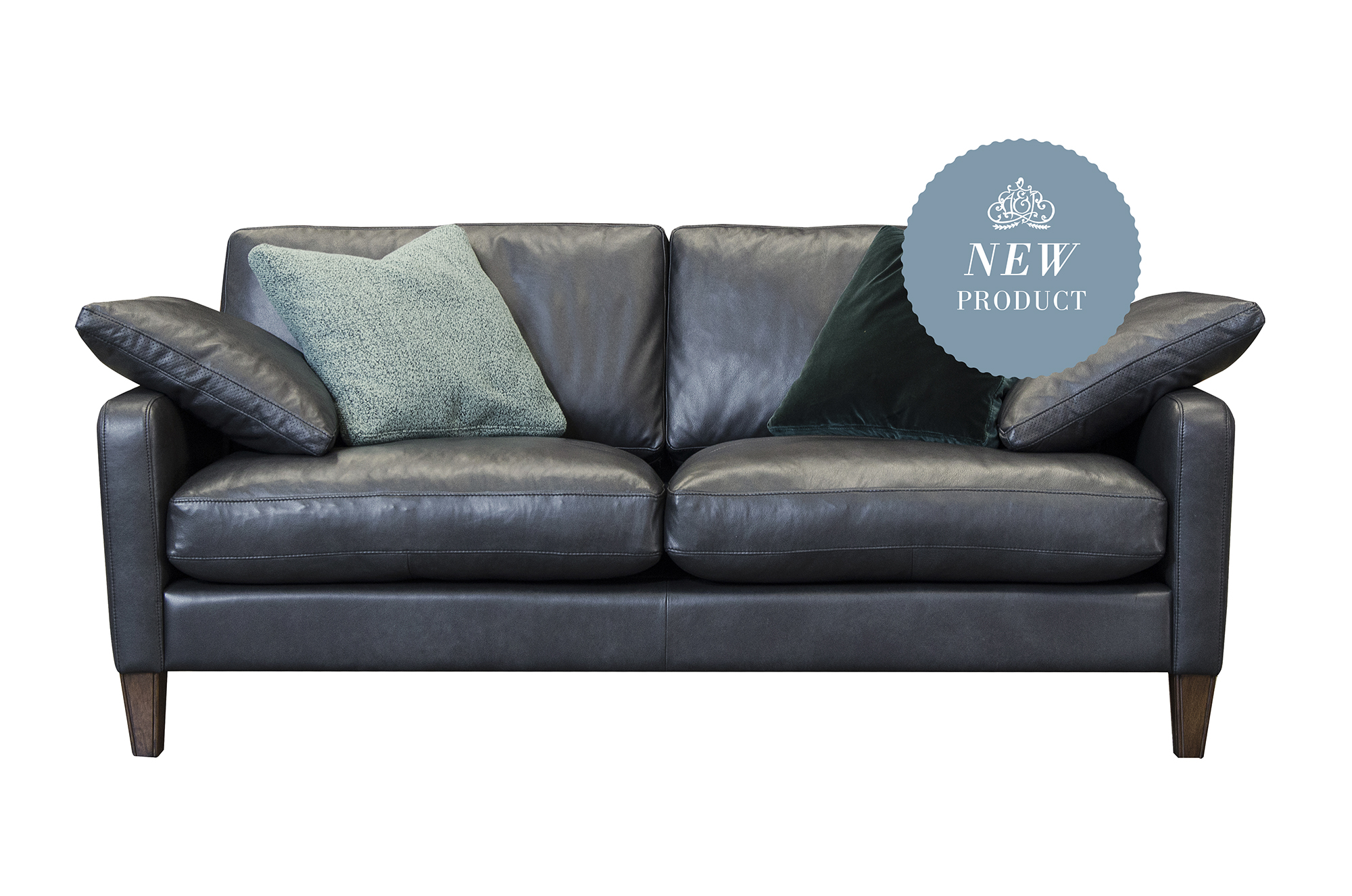 Hoxton Midi Sofa in Tote Night