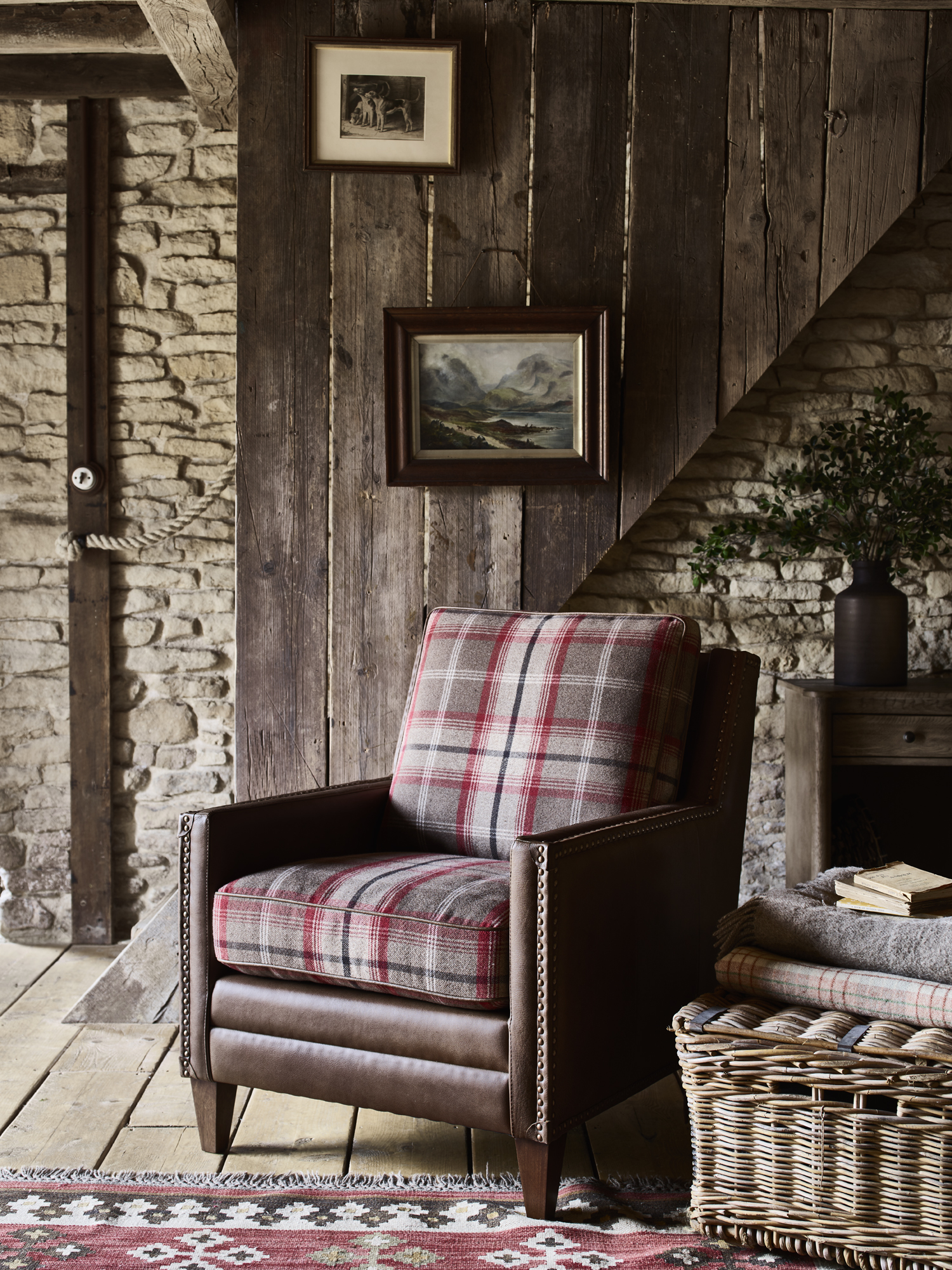 Wallace Accent Chair Alexander And James