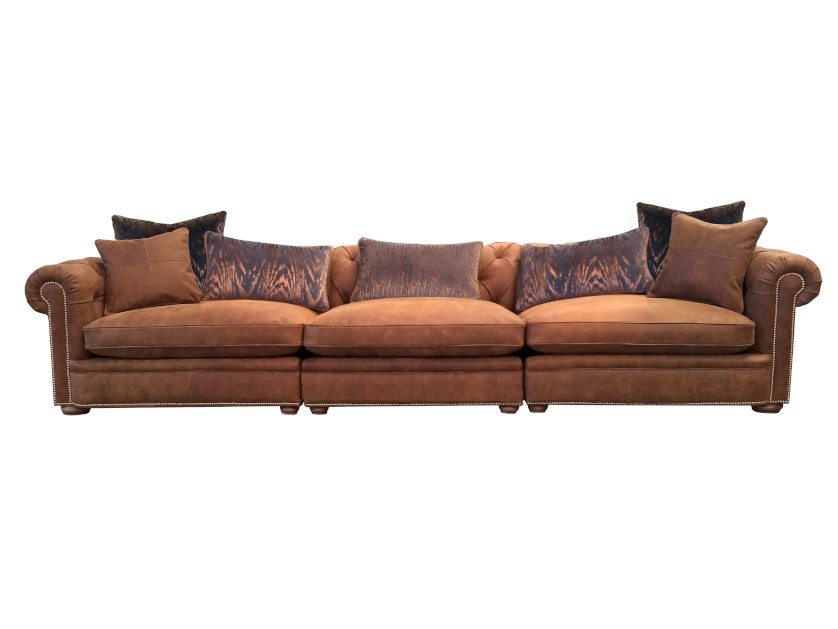 Ritz Maxi XL Sofa in Oromo Savannah